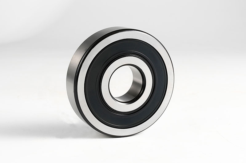 Black chamfer with rubber seal